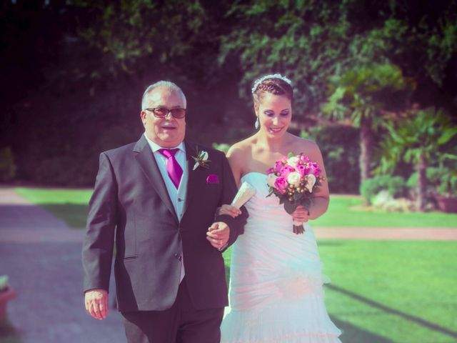La boda de Juanjo y Melisa en Guadalajara, Guadalajara 18