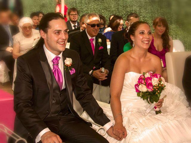 La boda de Juanjo y Melisa en Guadalajara, Guadalajara 20