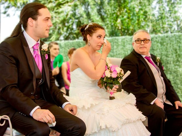 La boda de Juanjo y Melisa en Guadalajara, Guadalajara 21