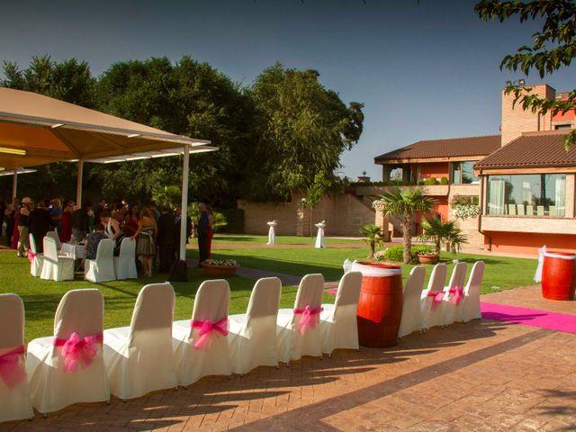 La boda de Juanjo y Melisa en Guadalajara, Guadalajara 24
