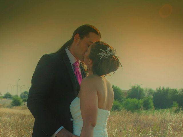 La boda de Juanjo y Melisa en Guadalajara, Guadalajara 27