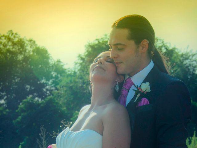 La boda de Juanjo y Melisa en Guadalajara, Guadalajara 30