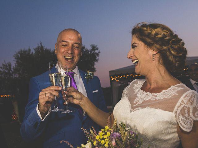La boda de Alex y Magdalena