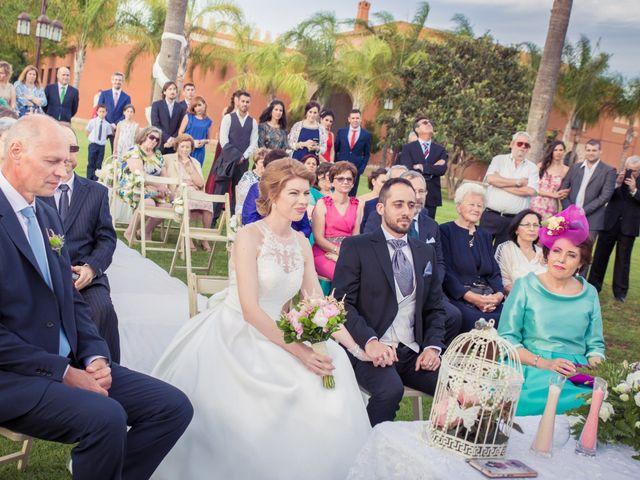 La boda de Sandra y José Tomás