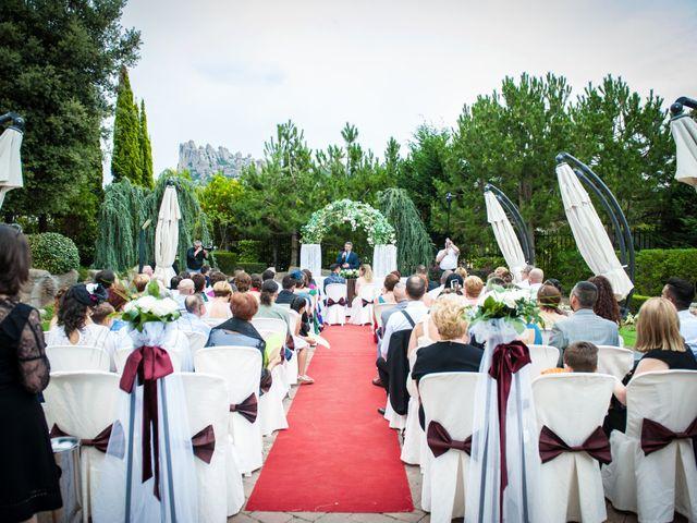 La boda de Ernesto y Debora en El Bruc, Barcelona 9
