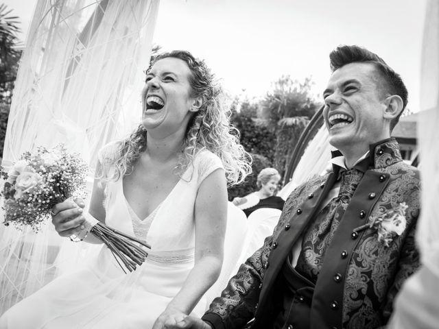 La boda de Ernesto y Debora en El Bruc, Barcelona 12