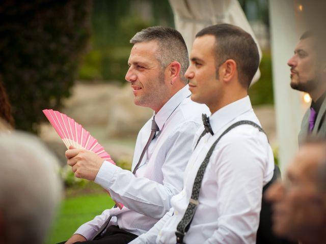 La boda de Ernesto y Debora en El Bruc, Barcelona 13