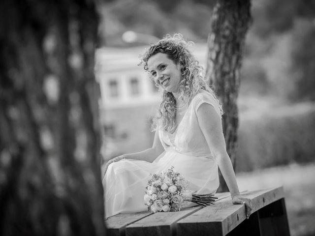 La boda de Ernesto y Debora en El Bruc, Barcelona 2