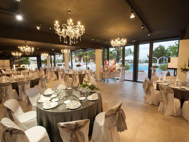 La boda de Ernesto y Debora en El Bruc, Barcelona 40