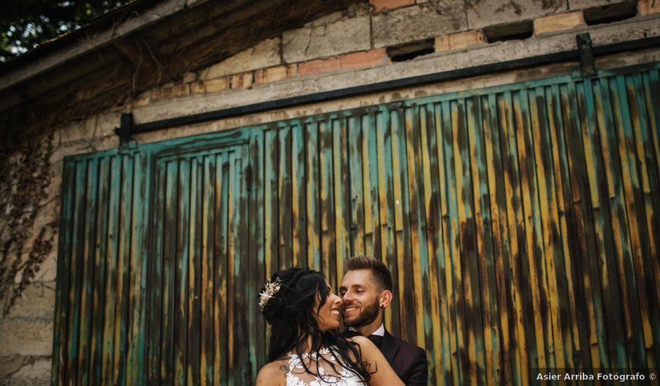 La boda de Ivan y Eva en Amurrio, Álava