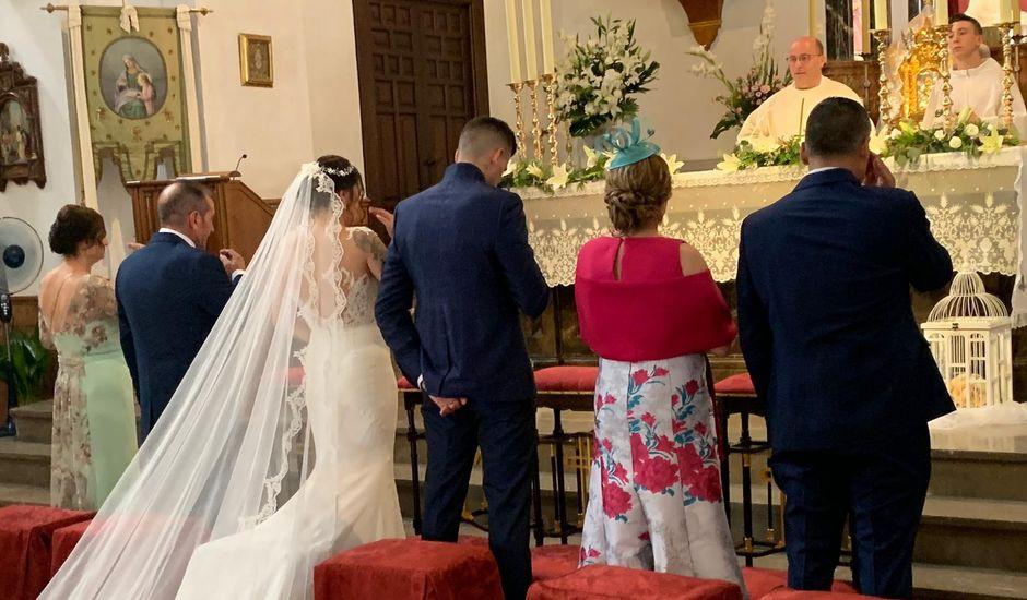 La boda de Jose y Irene en Atarfe, Granada