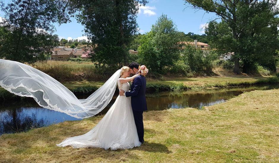 La boda de Ángel y Cristina en Pobladura De Aliste, Zamora
