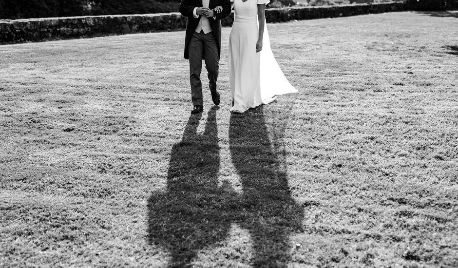 La boda de Tiago y Mónica  en Nigran, Pontevedra