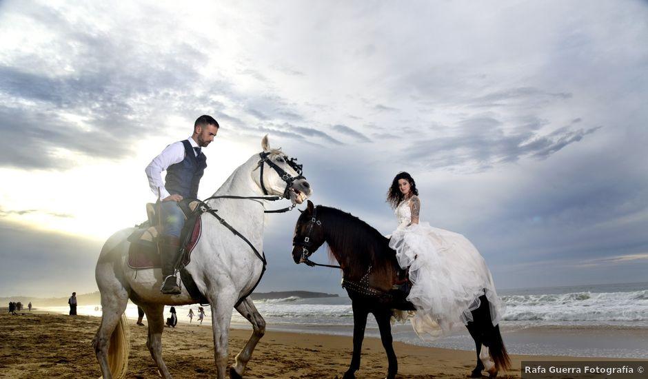 La boda de Daniel y Sandra en Isla, Cantabria