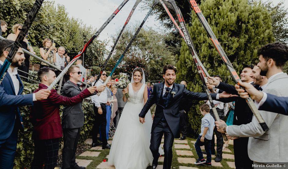 La boda de Albert y Mireia en Igualada, Barcelona