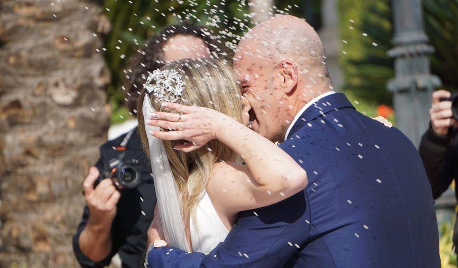 La boda de Juan Carlos  y Cristina  en El Puig, Barcelona