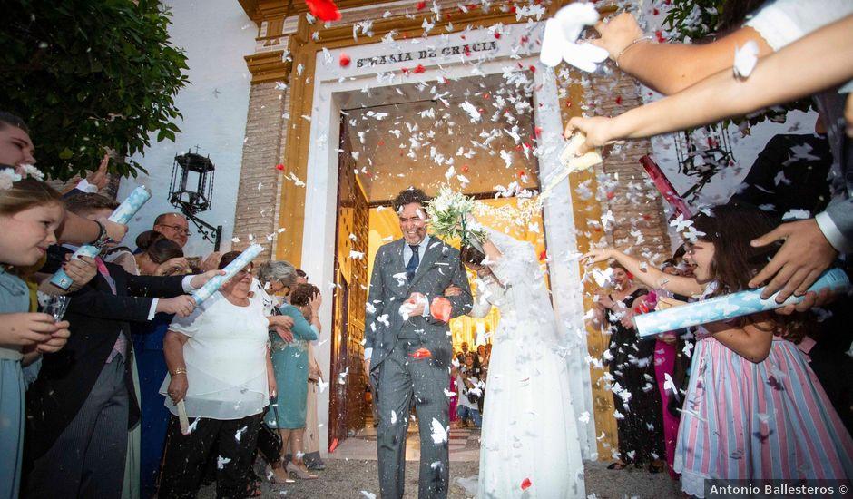 La boda de Jesus y Carmen en Camas, Sevilla