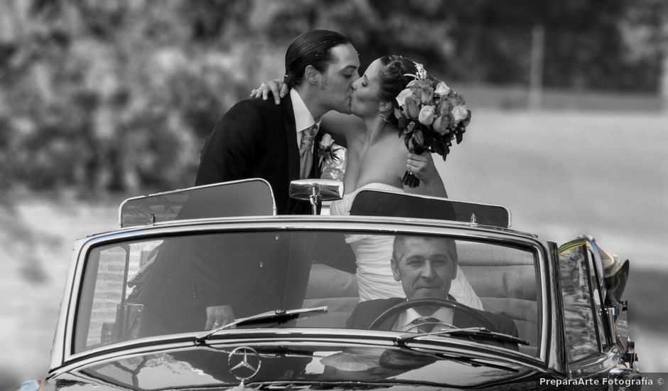 La boda de Juanjo y Melisa en Guadalajara, Guadalajara