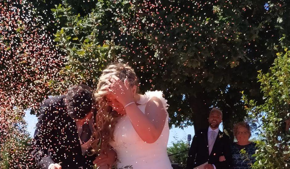 La boda de Melo y Rossana en Cambados, Pontevedra