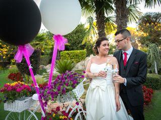 La boda de Marina y Isaac