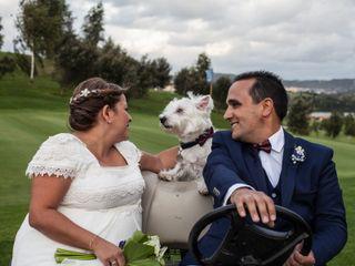 La boda de Mercè y Rubén