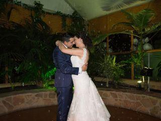 La boda de María y Nicolás