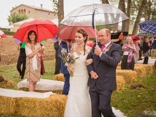La boda de Noèlia y Cesc 1