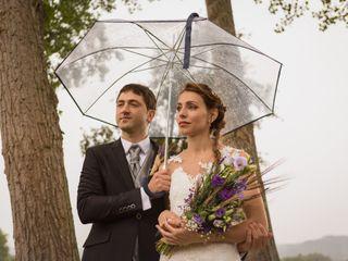 La boda de Noèlia y Cesc