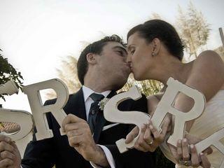 La boda de Tania y Kike