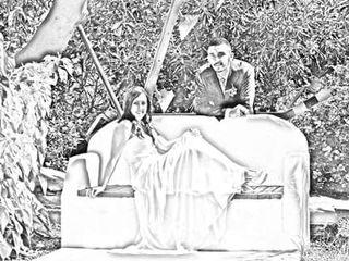 La boda de Natacha  y Jonatan 1