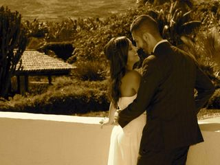 La boda de Natacha  y Jonatan