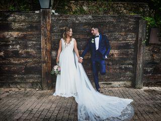 La boda de Sebastien y Aida