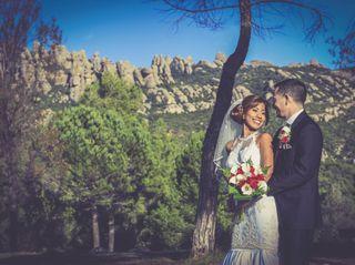 La boda de Rina y Javier