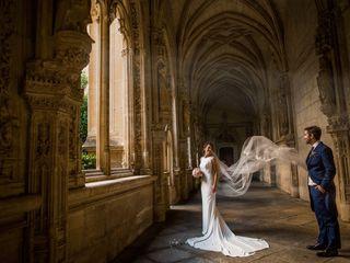 La boda de Inés y Juan Carlos