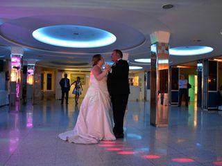 La boda de Mónica y Toni