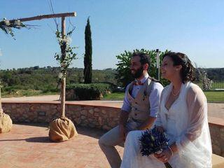 La boda de Sandra y Josep 1