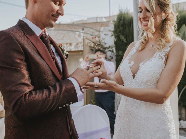 La boda de Jose Raul y Lorena en Petrer, Alicante 5