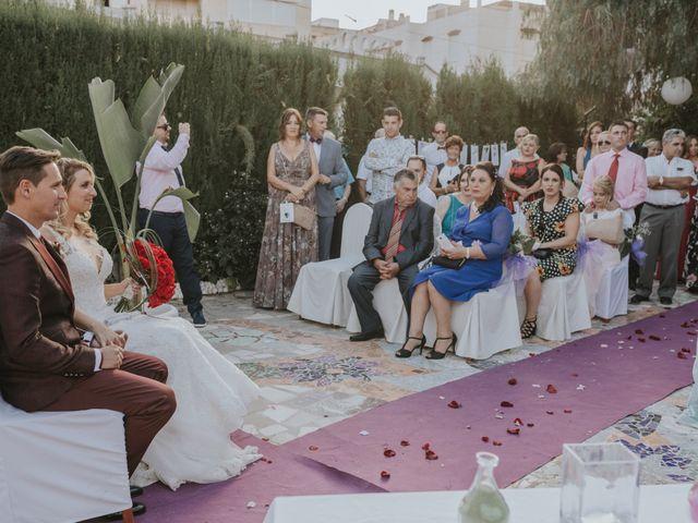 La boda de Jose Raul y Lorena en Petrer, Alicante 8
