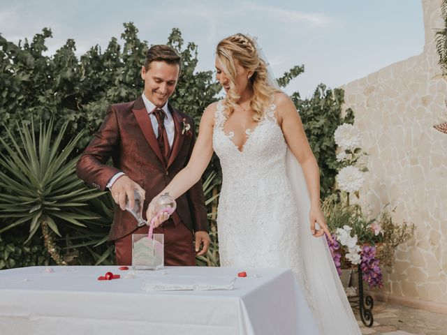 La boda de Jose Raul y Lorena en Petrer, Alicante 11