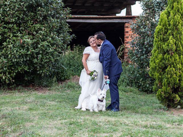 La boda de Rubén y Mercè en Avilés, Asturias 22