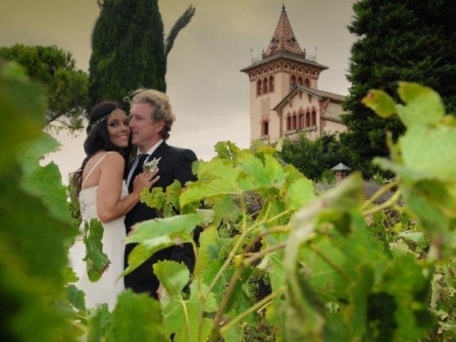 La boda de Natalia y Robby