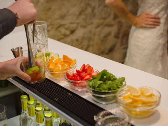 La boda de Cesc y Noèlia en Casserres, Barcelona 30