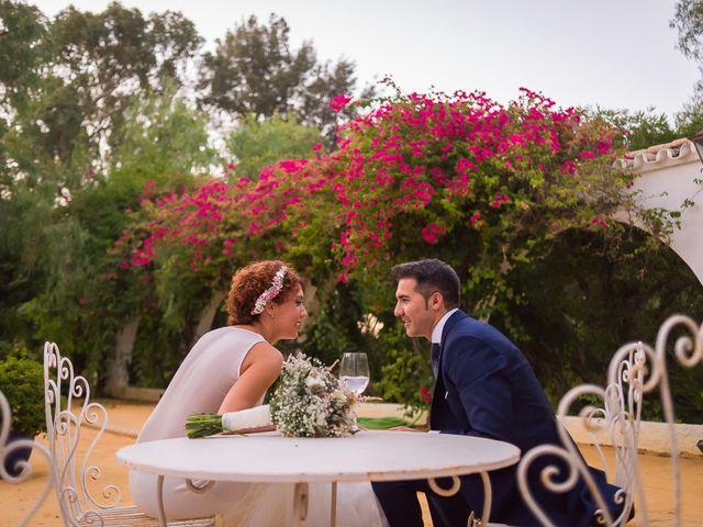 La boda de Eloísa y Juan Antonio