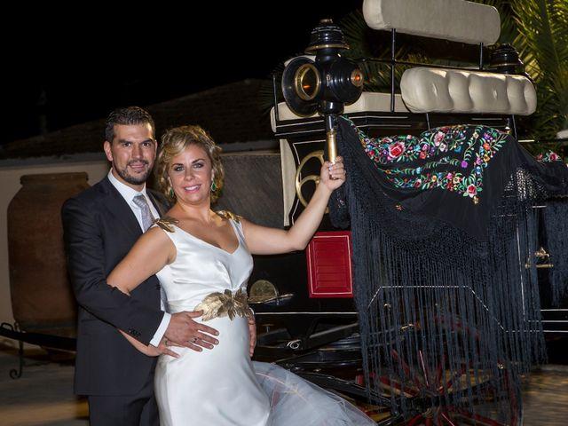 La boda de Paco y Margarita en La Carlota, Córdoba 12