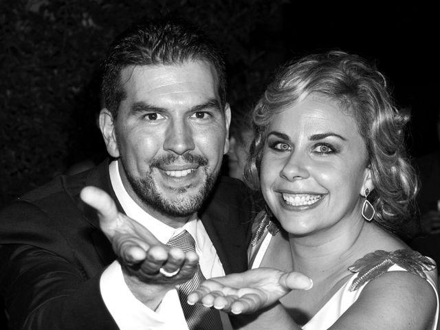 La boda de Margarita y Paco