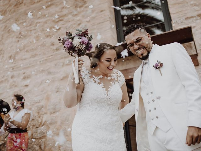 La boda de Mayte y Leo