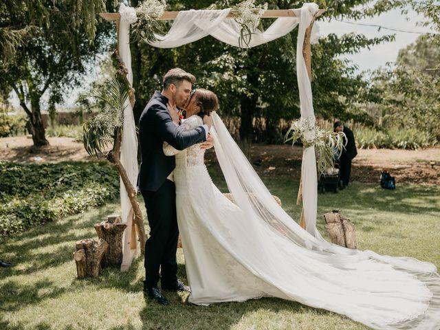 La boda de Manu y Tania en Bellpuig, Lleida 36