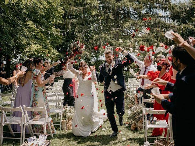 La boda de Tania y Manu