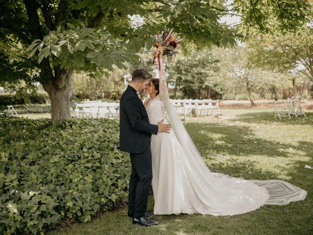 La boda de Manu y Tania en Bellpuig, Lleida 41