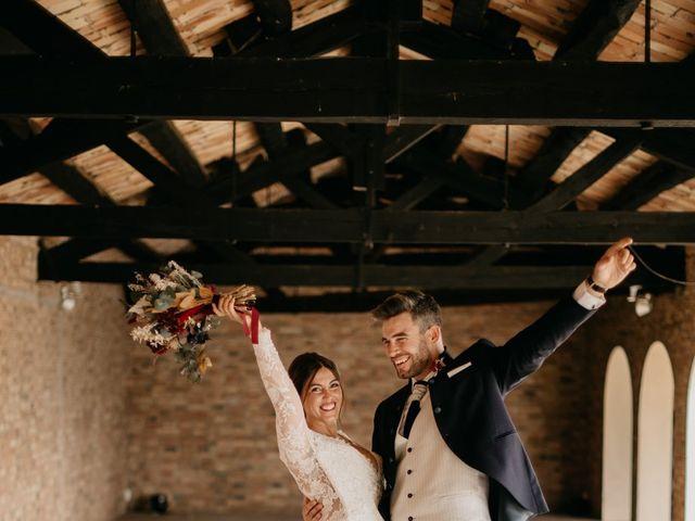 La boda de Manu y Tania en Bellpuig, Lleida 43